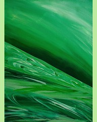 biosphere (horstdoehler) Tags: acryl painting abstract biosphere