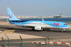 D-ABAG (GH@BHD) Tags: dabag boeing 737 738 737800 b737 b738 x3 tui tuifly ace gcrr arrecifeairport arrecife lanzarote aircraft aviation airliner