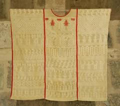 Huipil Mixe Oaxaca Mexico Textiles (Teyacapan) Tags: ayuuk mixe huipil textiles museo oaxaca sanjuancotzocon clothing ropa