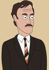 Basil Fawlty (Callum James Kavanagh) Tags: basil fawlty towers comedy sitcom classic bbc tv television art illustration cartoon drawing john cleese