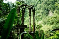 Jardin Surrealista de Edward James (C'sar Suarez) Tags: san luis potosi mexico jardin surrealista edward james xilitla forest bosque las pozas huasteca potosina green verde travel viaje slp castillo