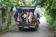 mobile department store (the foreign photographer - ฝรั่งถ่) Tags: mobile department store bangkhen bangkok thailand pickup truck nikon d3200 happyplanet asiafavorites