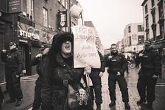 Anti-Pegida Protest. Dublin 2016. (shaymurphy) Tags: antifa antifascist protest antiracism demonstration antipegida pegida dublin ireland nikon photojournalism photography