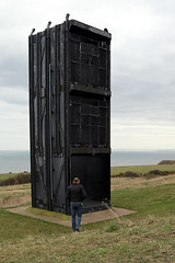 The Cage (MikeOB64) Tags: easington east durham coast coal mining heritage cage pit colliery industrial