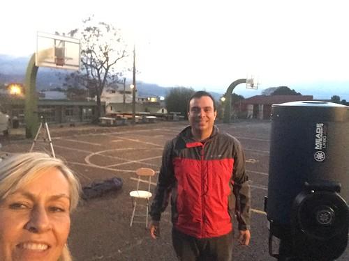 Astronomía en Don Bosco, Zapote