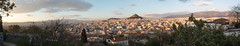 Athens (S-Antibes) Tags: athen athin athens greece panorama wideangle panoramic sundown sonnenuntergang city stadt metropole