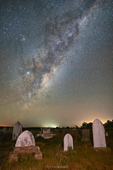 Cemetery Under the Core (nightscapades) Tags: astronomy astrophotography church crookwell crookwellwindfarm galacticcore goulburn jupiter milkyway night nightscapes pejar sky southernhighlands stars newsouthwales australia au