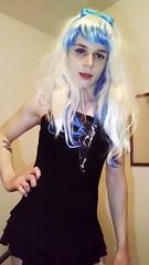 2019-04-10-01-45-36-015 (Night Girl (my feminine side) :)) Tags: crossdress cd crossdressing cross dress dresser boy femboy feminine me girl