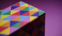 Redux 2018: Multicolor (Maredx) Tags: macromondays redux2018 multicolor color closeup dof triangle pink box geometry