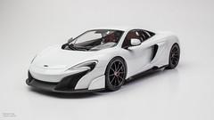McLaren 675LT-04 (M3d1an) Tags: mclaren 675ly kyoaho 118 diecast minature sealed