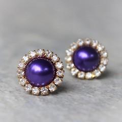Purple Pearl Earrings, Purple and Gold Wedding Ideas, Pearl Earring Bridesmaid Gift Ideas https://t.co/z3Drl1uQxk #bridesmaidgifts #etsy #jewelry #wedding #weddings #bridesmaidgift #etsyhandmade #MyNewTag https://t.co/PzTkdLeKos (petalperceptions.etsy.com) Tags: etsy gift shop fashion jewelry cute