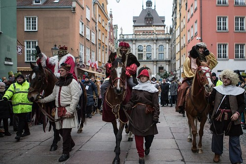 Orszak Trzech Króli / Three Wise Men Parade