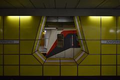 U-Bahn type DT4 (davidvines1) Tags: rail railway underground station metro train railroad jungfernstieg hamburg hochbahn