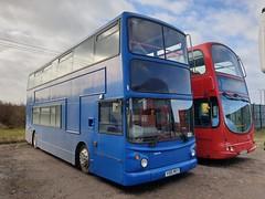 V186 MEV (markkirk85) Tags: dennis trident alexander alx400 safford coaches new east london 121999 ta186 stagecoach bus buses v186 mev v186mev