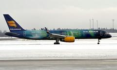 Icelandair TF-FIU, OSL ENGM Gardermoen (Inger Bjørndal Foss) Tags: tffiu icelandair boeing 757 osl engm gardermoen