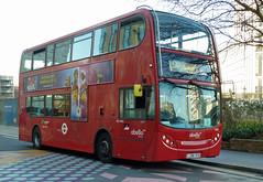 abellio london 9405 LJ56 VTE (mj.barbour) Tags: alexander dennis enviro 400 tram replacement bus abellio london 9405 lj56 vte