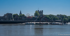 Historic Rochester (daveseargeant) Tags: historic history rochester castle medieval stone city cathedral fair leica medway kent typ 113 x