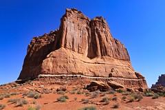 The Organ (simonmgc) Tags: 4 archesnationalpark courthousetowers moab parkavenue theorgan utah