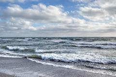 The surf at Seaton, Cornwall (Baz Richardson) Tags: cornwall seaton coast beaches breakingwaves sea surf