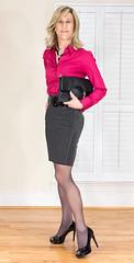 IMG_5658_f (AlexandraCollins) Tags: crossdresser crossdress crossdressing heels legs pantyhose stockings secretary