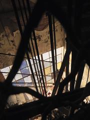 IMG_7032 (JoshTinoco) Tags: chicago city urban photography urbex urbanexploration staircase interior