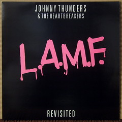 Johnny Thunders & The Heartbreakers - L.A.M.F. Revisited [1984] (renerox) Tags: lp lpcovers vinyl records punk punkrock johnnythunders theheartbreakers