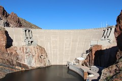 Theodore Roosevelt Dam (Gila and Maricopa Counties, Arizona) (cmh2315fl) Tags: historicdam theodorerooseveltdam rooseveltdam saltriver gilacounty maricopacounty arizona asce ascelandmark civilengineeringlandmark theodorerooseveltdamnationalregisterdistrict nrhp nationalregisterofhistoricplaces
