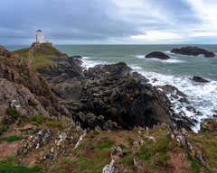 Tŵr Mawr Lighthouse (Christopher de Bruin) Tags: christopherdebruinphotography christopherdebruin photography landscape wales nikon nisi leefilters ynysllanddwyn lighthouse anglesey tŵrmawrlighthouse