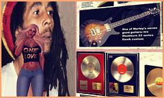One Love - A tribute to Bob Marley (TigerLola Resident) Tags: marley reggae one love music guitar rastafari exodus gold tribute legend