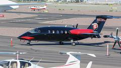 Piaggio P180 Avanti N50WG (ChrisK48) Tags: 2002 aircraft airplane avanti dvt kdvt n50wg phoenixaz phoenixdeervalleyairport piaggiop180 cn1050 cardinalautomotivegroup