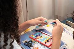 Educação entrega material escolar CEM Antonio Lucio 11 02 19 Foto Celso Peixoto  (64) (prefeituradebc) Tags: educação material escolar entrega alunos caderno lapis borracha régua apontador