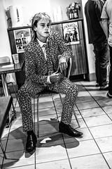 The Leopard (Leighton Wallis) Tags: sony alpha a7r mirrorless ilce7r 55mm f18 emount huntervalley newcastle kurrikurri nsw newsouthwales australia mullet mulletfest festival chelmsfordhotel pub hairdo haircut