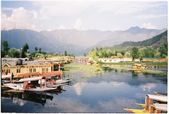 (grousespouse) Tags: srinagar 35mm analog film kashmir autoboy canonautoboyii sureshot analogue mountains landscape india dallake kodakcolorplus200 colorfilm colourfilm asia colorplus beauty majestic lake water dreamy dreamlike dreamscape scanned houseboat nature croplab grousespouse 2018