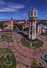 Siófok, Itt kezdődik a Balaton; 2017_2, Somogy co., Hungary (World Travel library - The Collection) Tags: siófok siofok 2017 víztorony wasserturm watertower aerialview beautiful pefect brilliant colors colours colorful blue architecture building somogy balaton plattensee hungary ungarn magyarország travel center worldtravellib holidays tourism trip vacation papers photos photo photography picture image collectible collectors collection sammlung recueil collezione assortimento colección ads online gallery galeria touristik touristische broschyr esite catálogo folheto folleto брошюра broşür documents dokument