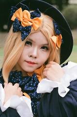 SIK09 D1 (紅色小草) Tags: nikonf3hp 85f14 50mmf14 cosplay sik09