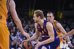 DSC_0347 (VAVEL España (www.vavel.com)) Tags: fcb barcelona barça basket baloncesto canasta palau blaugrana euroliga granca amarillo azulgrana canarias culé