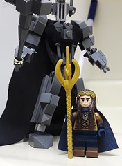 Sauron and Gil-Galad