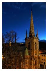 Eisenach - Pfarrkirche St. Elisabeth 03 (Daniel Mennerich) Tags: thuringia eisenach catholics