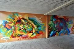 Sêma Lao (Thethe35400) Tags: artderue arteurbano arturbain arturbà arteurbana calle fresque grafit grafite grafiti graffiti graffitis graff mural murales muralisme plantilla pochoir stencil streetart schablone stampino tag urbanart wall