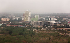 The Villagio Vista, aerial view of Accra, Ghana (inyathi) Tags: westafrica ghana accra capitalcities capitals villagiovista aerialphotos flights flying africa