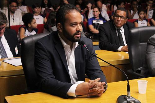 Frente Parlamentar para Monitoramento da Aplicação dos Recursos de Petróleo e Gás Natural - Adson Thiago Oliveira Silva - 10.04.2019