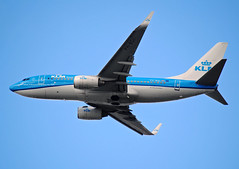 PH-BGI KLM 737-700 (Infinity & Beyond Photography: Kev Cook) Tags: klm dutch airlines boeing 737 737700 b737 aircraft airplane airliner london heathrow airport lhr photos planes