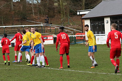 58 (Dale James Photo's) Tags: ampthill town football club buckingham athletic fc spartan south midlands league division one park non