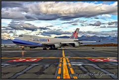 B-18706 China Airlines Cargo (Bob Garrard) Tags: b18706 china airlines cargo boeing 747 anc panc