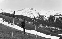 Not enough snow in Sölden (Arne Kuilman) Tags: lostandfound zimmermans photos photonotmine scan v600 epson holiday found gevonden littlesnow oostenrijk
