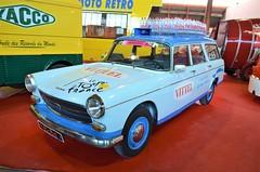 Peugeot 404 Vittel Tour de France (benoits15) Tags: peugeot 404 tourdefrance vittel french classic car nimes auto retro