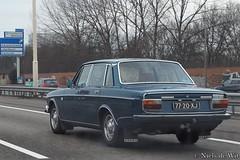 1973 Volvo 164 E (NielsdeWit) Tags: nielsdewit car vehicle carspot highway snelweg a12 7720xj volvo 164 e 164e driving