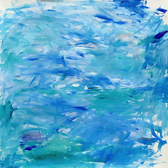 Light Rain / Aquamarine (Suz .. Abstract Art) Tags: water rain garden beauty silver art diamond blue green love color decor interior decoration abstract violet acrylic action beautiful brush canvas contemporary creative design expressive flower harmony joy joyful lovely mixed media modern oil paint painting sapphire stroke white ocean