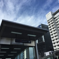 IMG_7823 (Billy Gabriel) Tags: mrt mrtstation jakarta subway train trainstation rail indonesia transportation