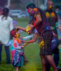 Holi Festival of Colors 2019 (Greatest Paka Photography) Tags: gulal holi color smear powder fostercity celebration spring festival holifestivalofcolors sanmateocounty hindu leoryanpark